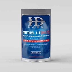 HD Labs Oral Methyl-1-T (M1T)