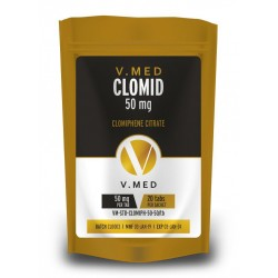 V-Med Oral Clomid 50