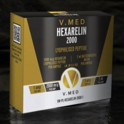 V.Med Hexarelin 2mg