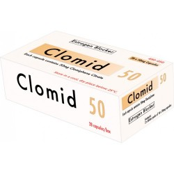 EU Pharma Oral Clomid 50