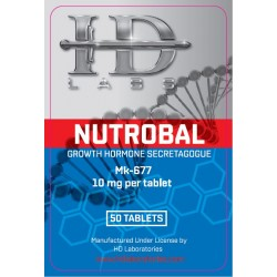 HD Labs SARMS Nutrobal MK-677